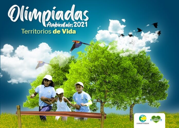 Convocatoria Olimpiadas Ambientales Territorios de Vida 2021